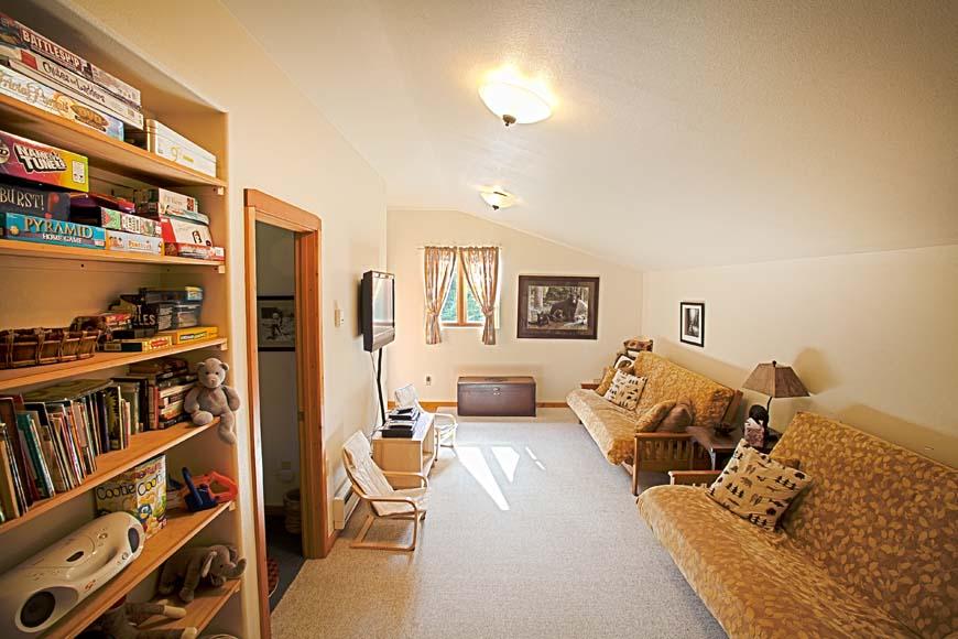 Dancing Bear Lodge bonus room