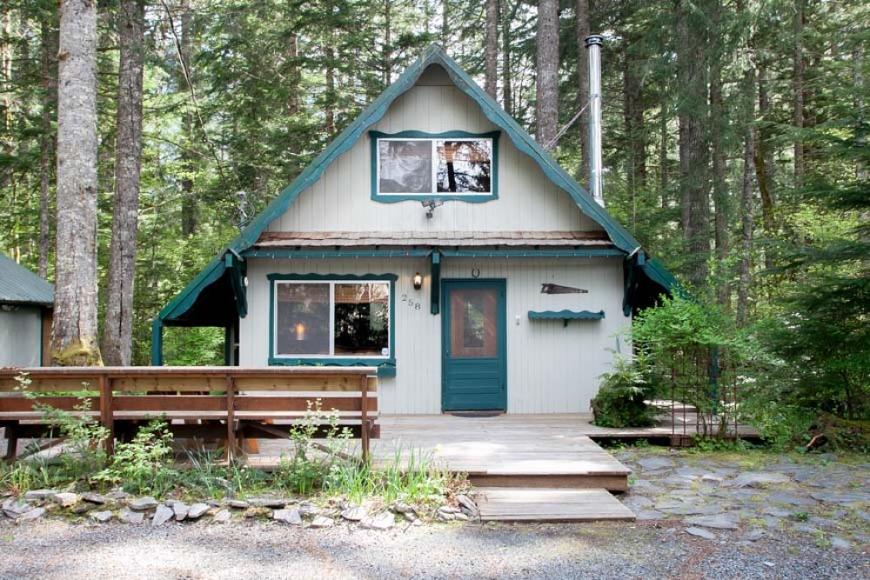 Coho Cabin At Mount Rainier Vacation Rental By Three Bears