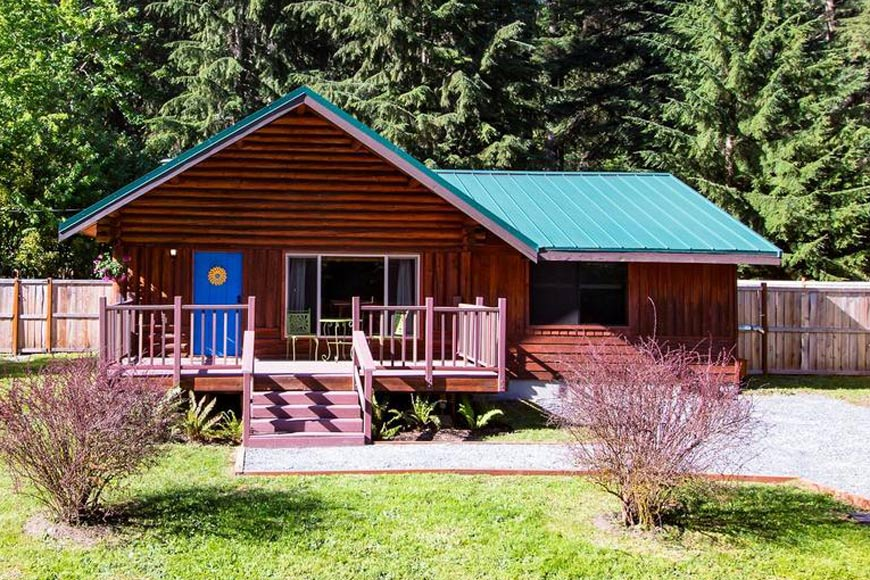 Mount Rainier Cabins Luxury Cabin Rentals By Three Bears