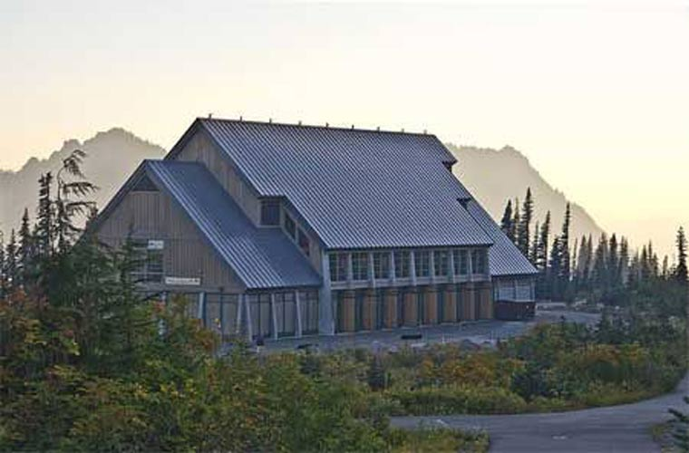 Jackson visitor center