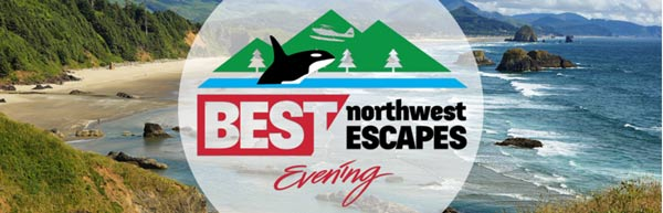 Evening magazine's Best NW Escapes